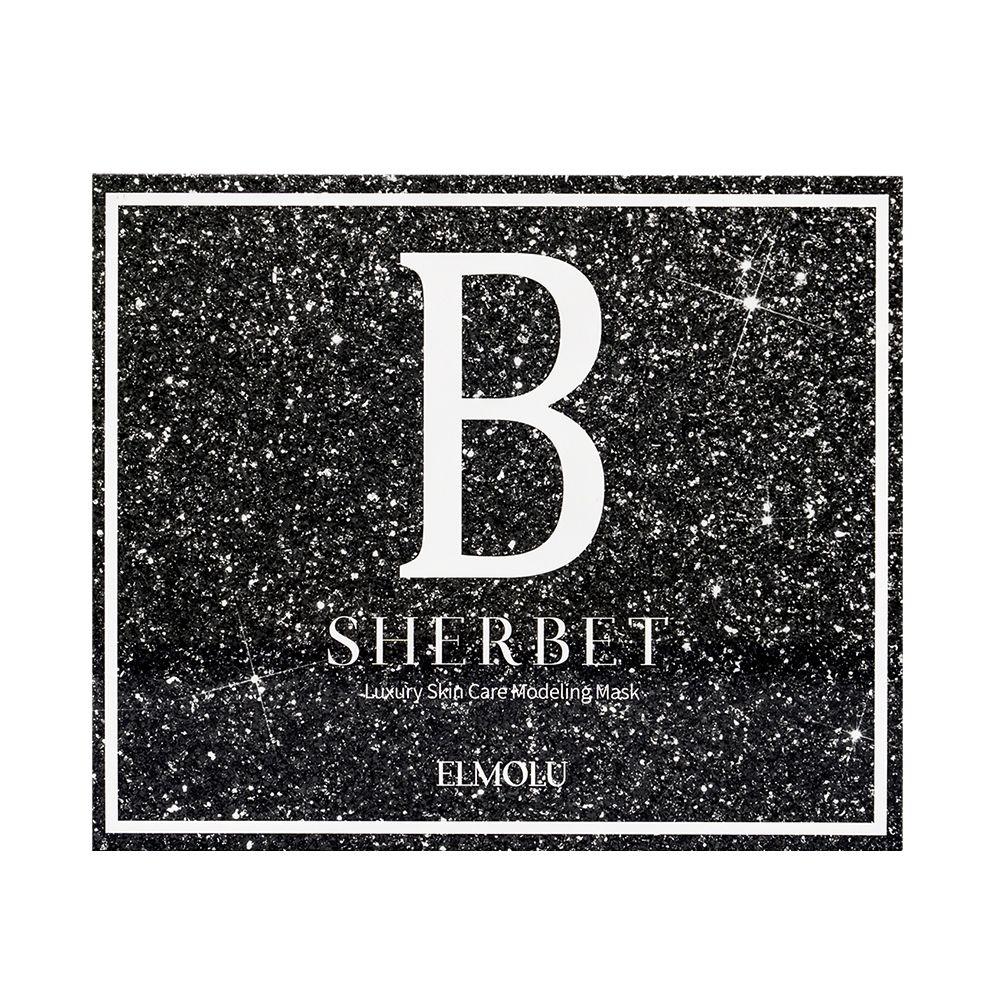 SHERBET Black Modeling Mask-Set