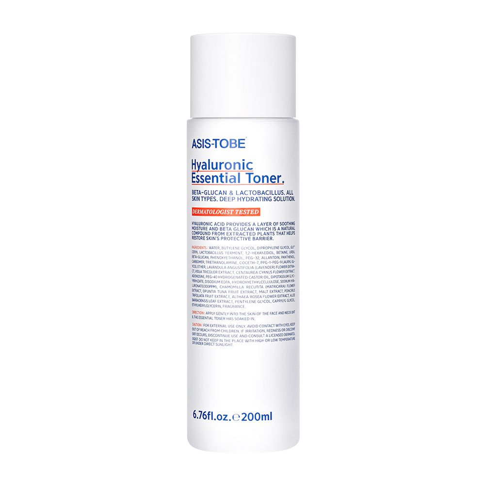 Hyaluronic Essential Toner