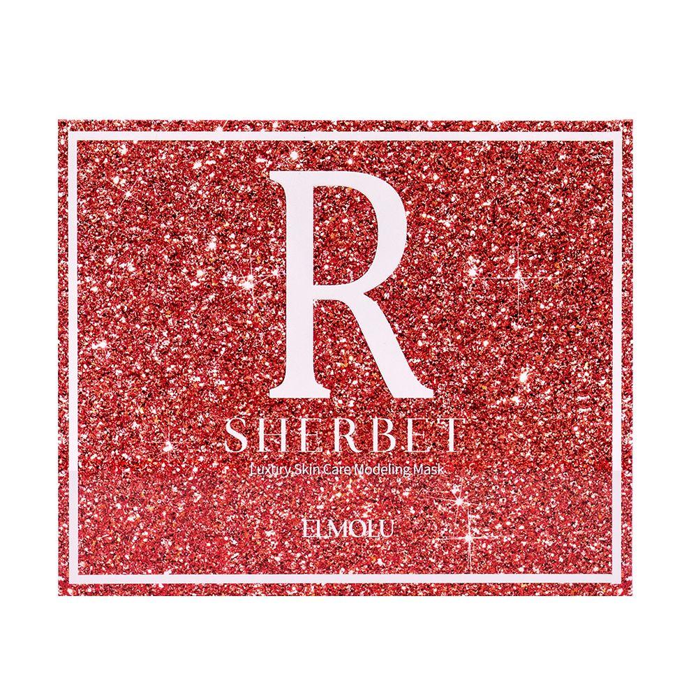 SHERBET Red Modeling Mask-Set