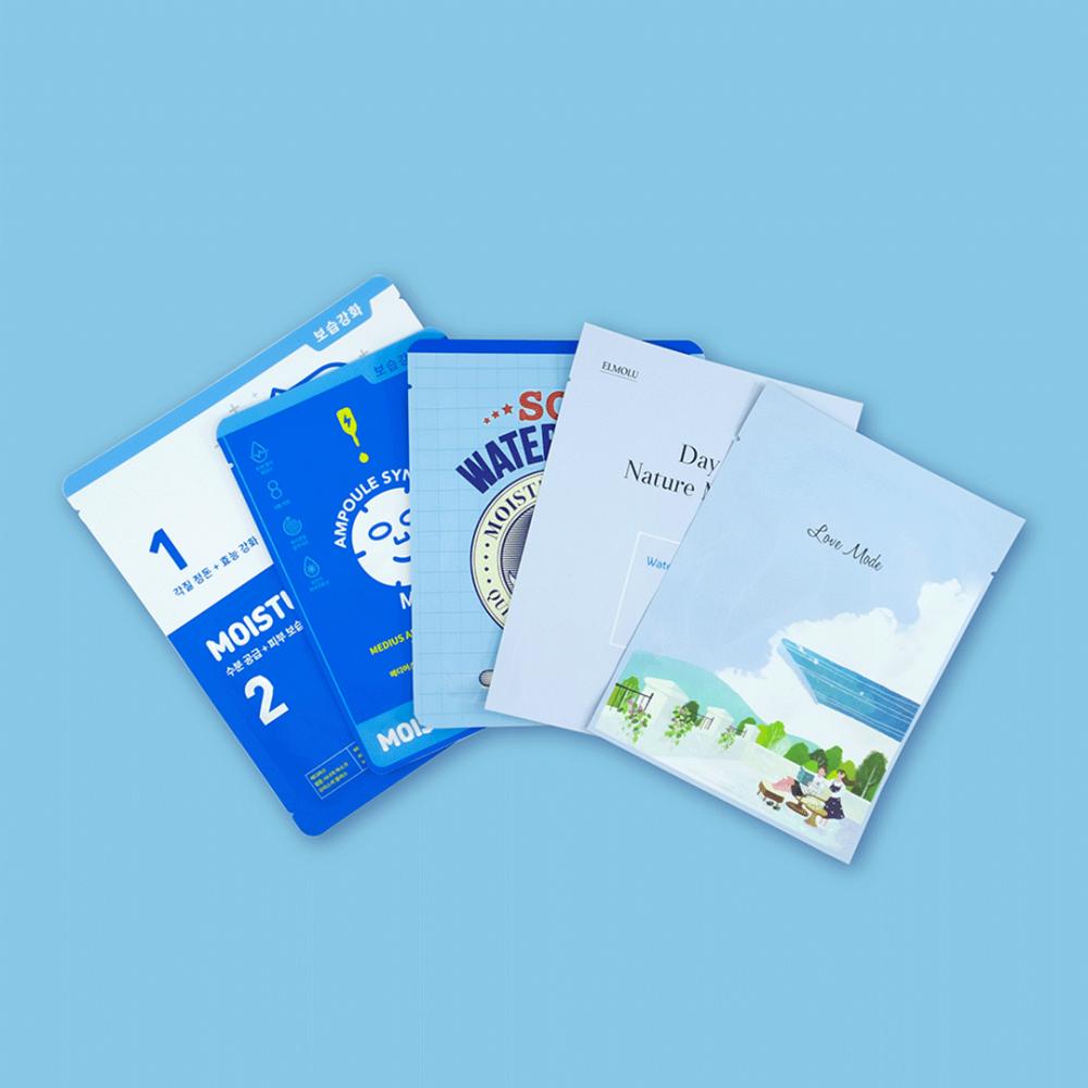 Ultra-Hydrating Sheetmasken-Set