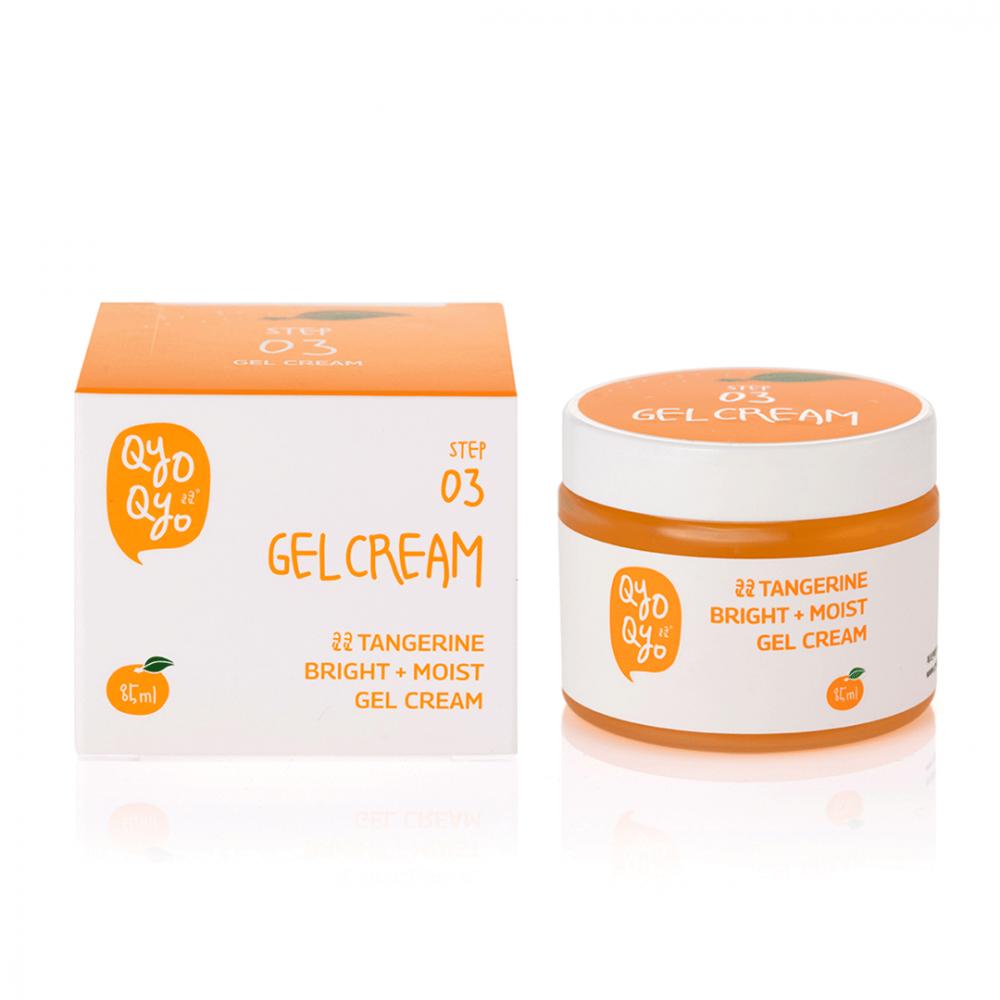 Tangerine Bright + Moist Gel Cream