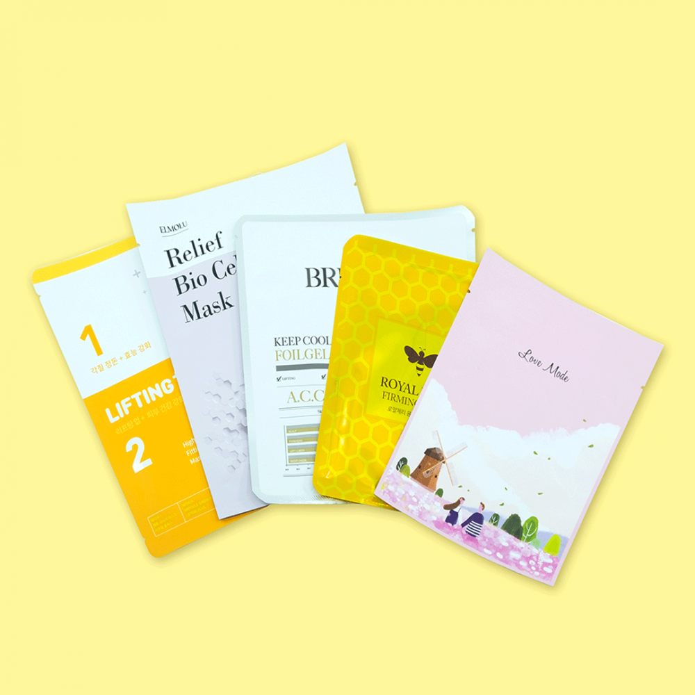 Anti-Aging Sheetmasken-Set