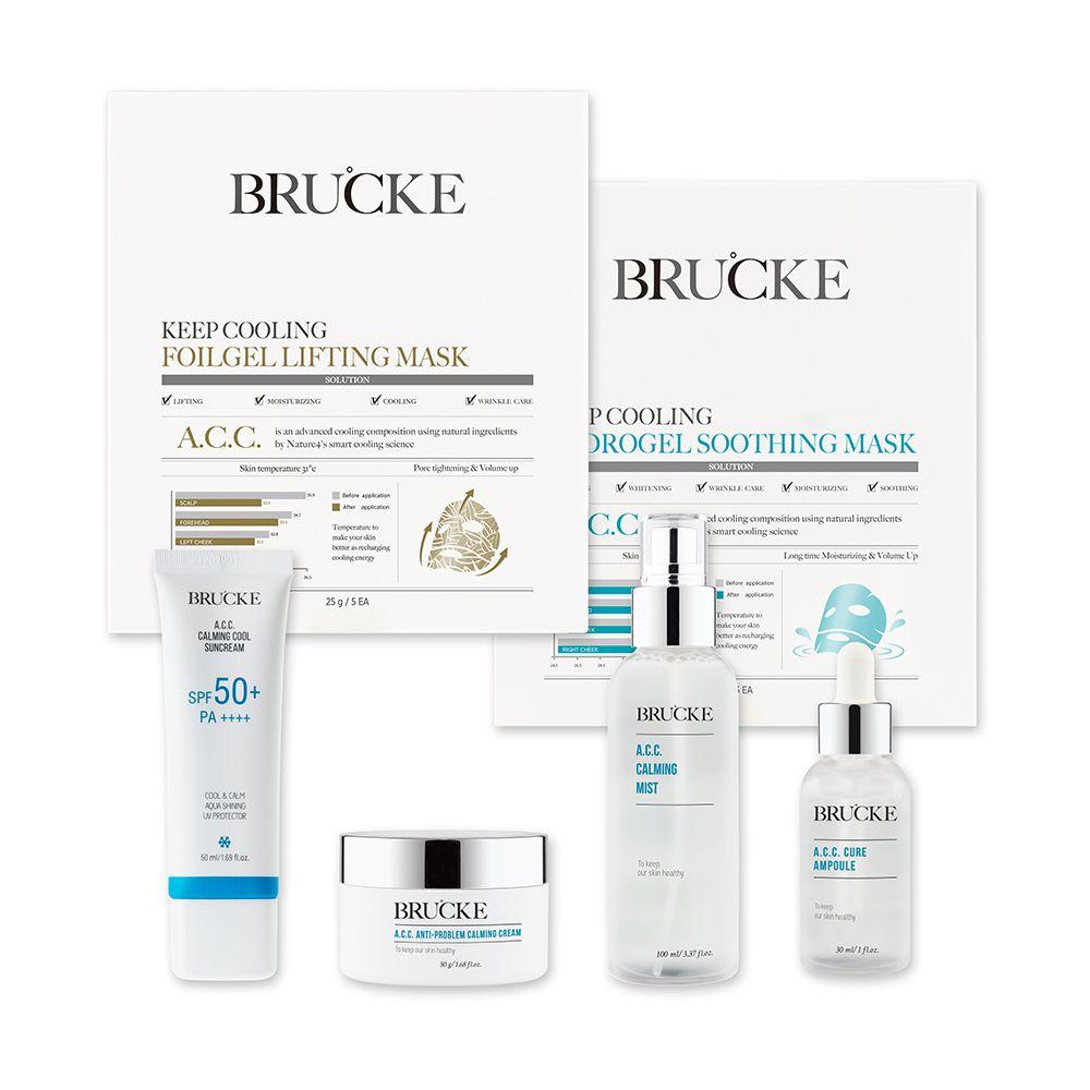 BRUCKE Premium UV-Schutz Pflegeset