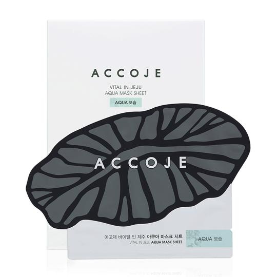 ACCOJE | Vital in Jeju Aqua Sheetmask