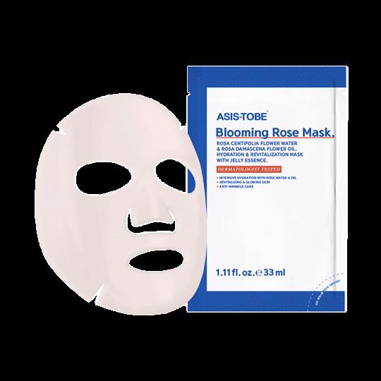 ASIS-TOBE | Blooming Rose Mask