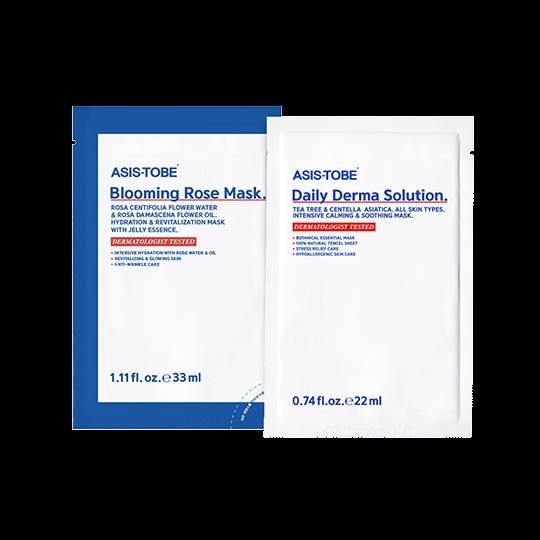 ASIS-TOBE | Sheetmask Set