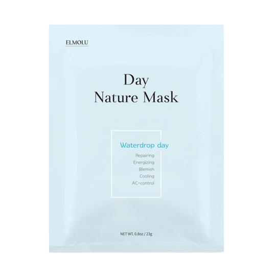 Day Nature Mask Waterdrop
