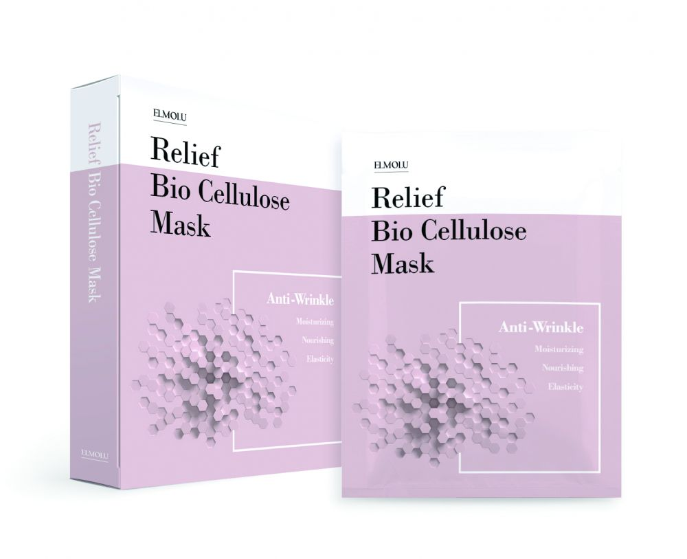 Relief Bio Cellulose Mask Anti-Wrinkle