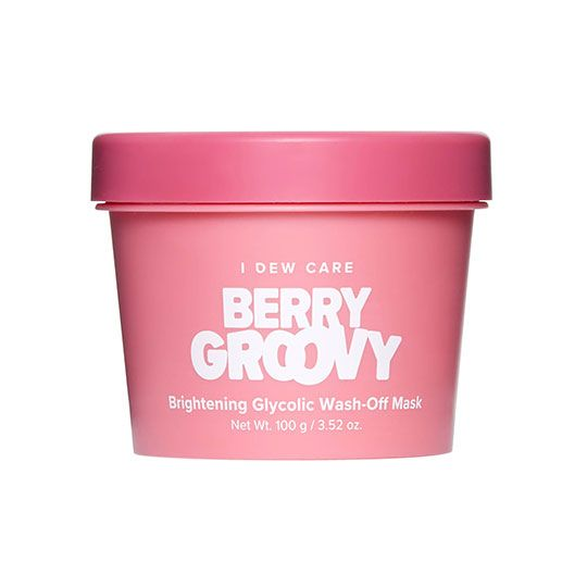 IDC | Berry Groovy - Brightening Glycolic Wash-Off Mask