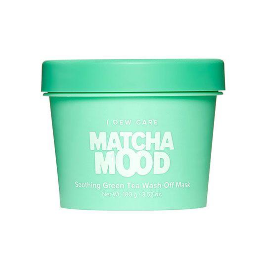 IDC   Matcha Mood - Soothing Green Tea Wash-Off Mask