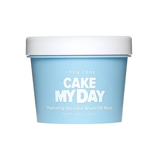 IDC   Cake My Day - Hydrating Sprinkle Wash-Off Mask
