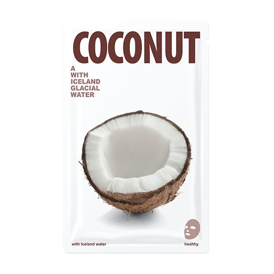 SHE'S LAB | The Iceland Coconut Mask