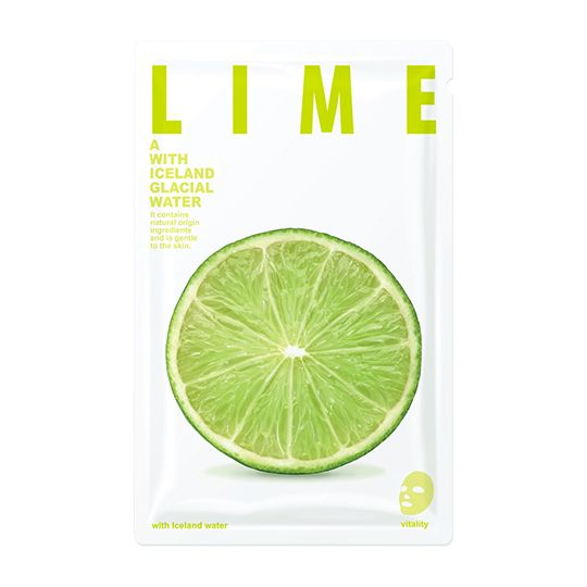 SHE'S LAB | The Iceland Lime Mask