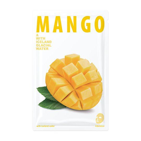 SHE'S LAB | The Iceland Mango Mask