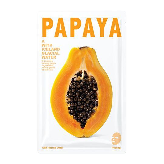 SHE'S LAB | The Iceland Papaya Mask