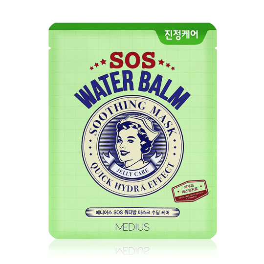 SOS Waterbalm Mask Soothing