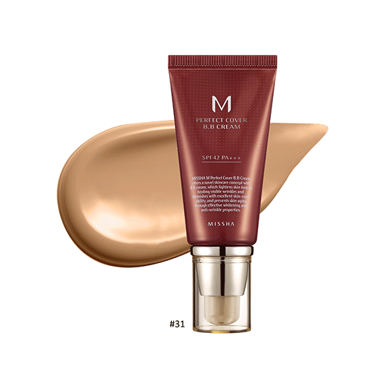 M Perfect Cover BB Cream #31 Golden Beige