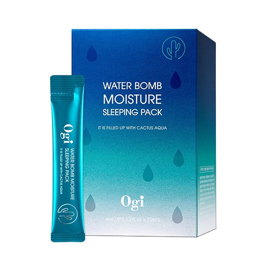 Ogi | Water Bomb Moisture Sleeping Pack