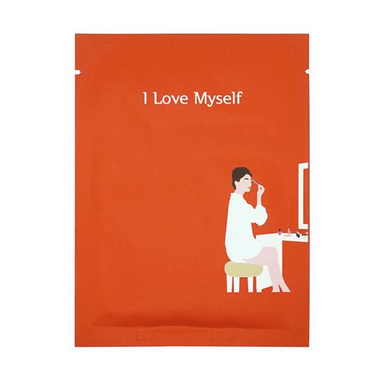 PACKage | I Love Myself Mask