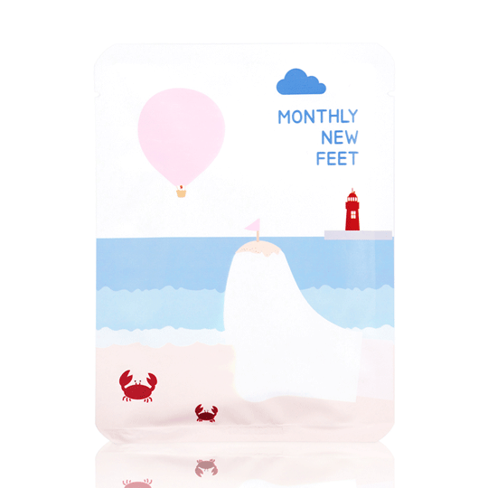 PACKage | Monthly New Feet