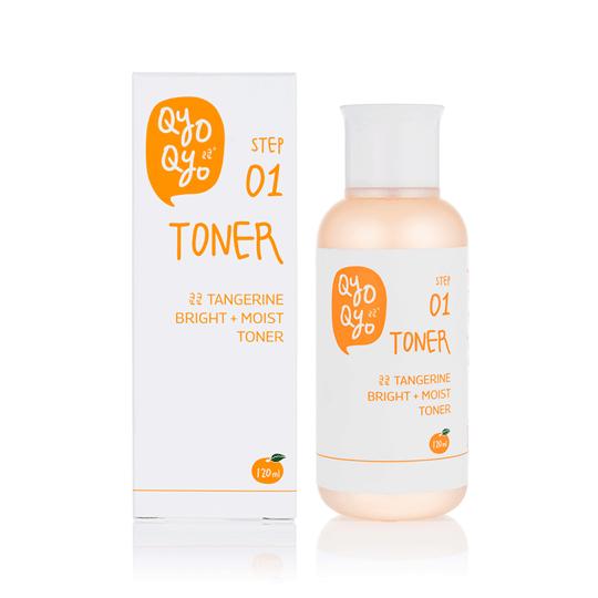 Tangerine Bright + Moist Toner