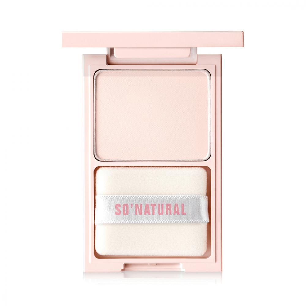 Make-Up Holding Finish Powder Fixer Pink