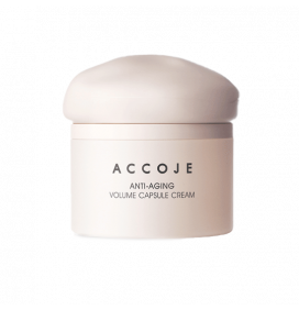 ACCOJE | Anti-Aging Volume Capsule Cream