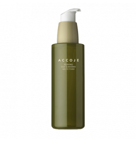 ACCOJE | Reviving Dust Cleansing Gel to Foam