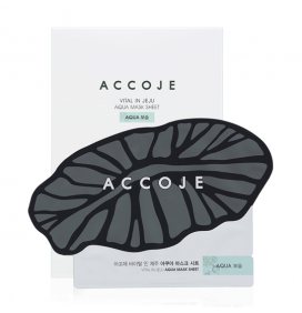 ACCOJE | Vital in Jeju Aqua Sheetmask