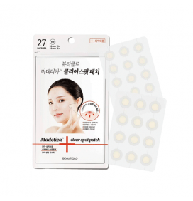 BEAUTIQLO | Madetica Clear Spot Patch
