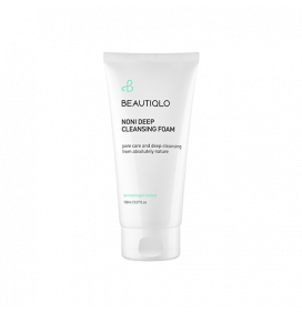 BEAUTIQLO | Noni Deep Cleansing Foam