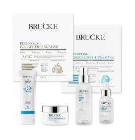 BRUCKE | Premium Pflegeset 6-teilig