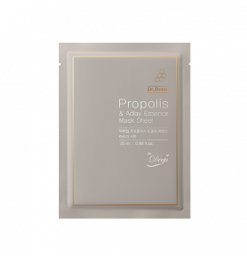 Dr. Deep | Propolis & Adlay Essence Mask Sheet