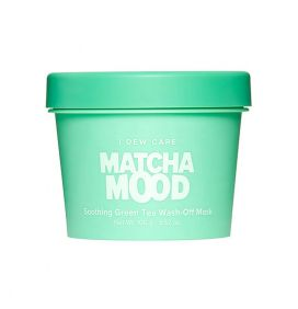 IDC | Matcha Mood - Soothing Green Tea Wash-Off Mask