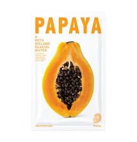 SHE'S LAB | The Iceland Papaya Mask