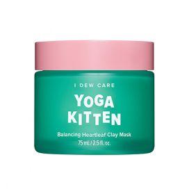 IDC | Yoga Kitten - Balancing Heartleaf Clay Mask