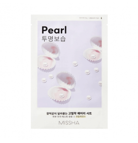 MISSHA | Airy Fit Sheet Mask - Pearl