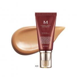M Perfect Cover BB Cream #29 Caramel Beige