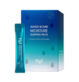 Ogi | Water Bomb Moisture Sleeping Pack