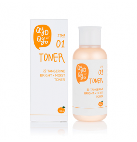 Tangerine Bright + Moist Toner