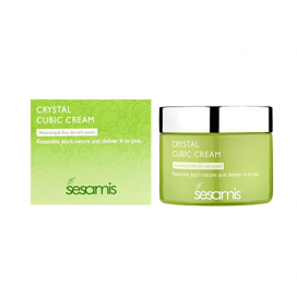 sesamis | Crystal Cubic Cream