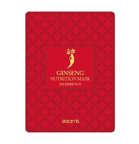 sesamis | Ginseng Nutrition Mask