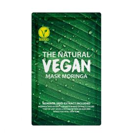SHE'S LAB | The Natural Vegan Mask Moringa