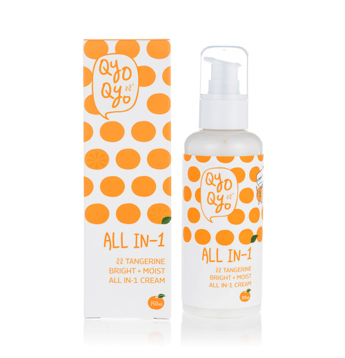 Tangerine Bright + Moist All-in-One Cream