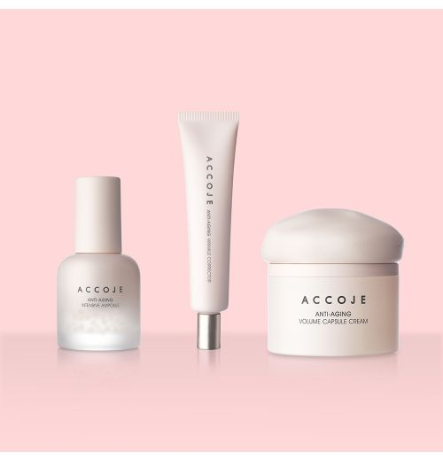 Accoje Anti-Aging Special Care Set