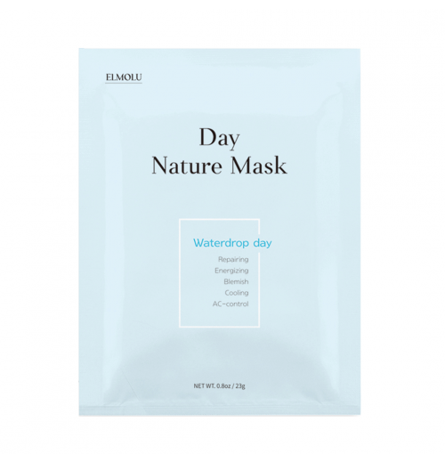 Day Nature Mask Waterdrop
