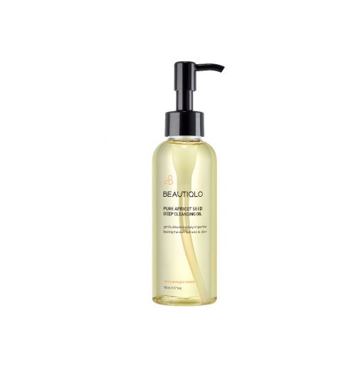 Pure Apricot Seed Deep Cleansing Oil