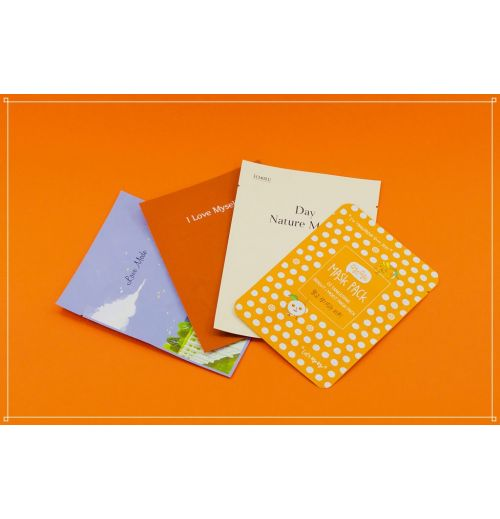 Brightening Sheetmasken-Set