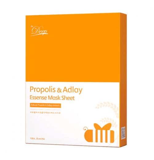 Propolis & Adlay Essence Mask Sheet [10 Stück]