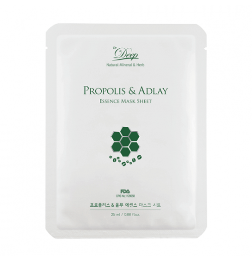 Propolis & Adlay Essence Mask Sheet